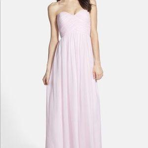 "Donna Morgan ""Laura"" Strapless Dress Sz 6"